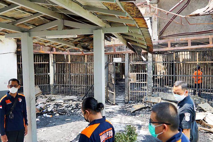Napi Korban Tewas akibat Kebakaran Lapas Tangerang Terus Berjatuhan