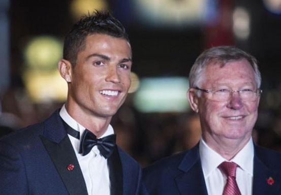 Postingan Mengharukan Cristiano Ronaldo: Sir Alex, Ini untuk Anda
