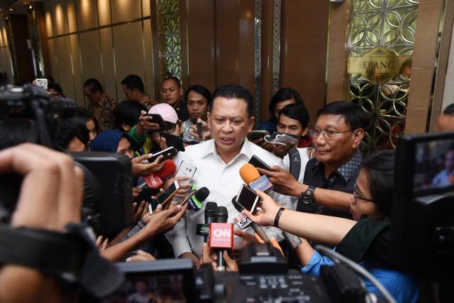 Ketua DPR Kutuk Keras Pengeboman Tiga Gereja di Surabaya