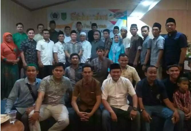 PWI Inhil Gelar Silaturahmi dan Buka Puasa Bersama
