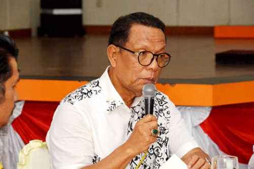 Bupati Kampar Gelar Rakor untuk Perubahan Nama BNK Menjadi BNN