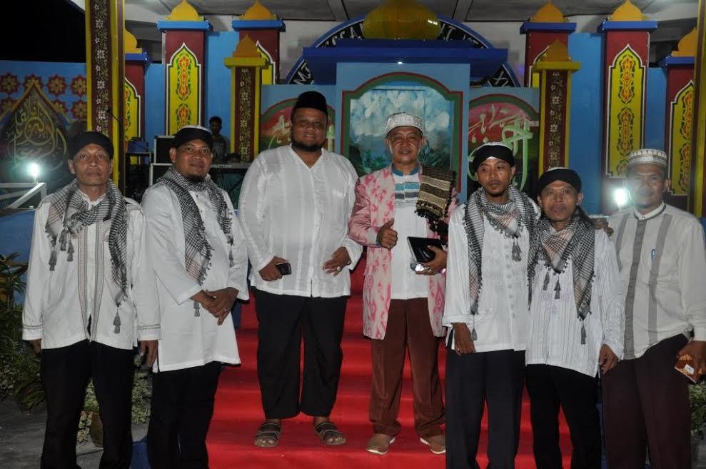 Menyambut Ramadhan 1438 H, Kecamatan Rupat Utara Menggelar Tabligh Akbar