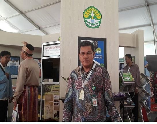 Deni Sang Kandidat Rektor Jelaskan Penelitian Ikan Terubuk Sebuah Kearifan Lokal dari Riau