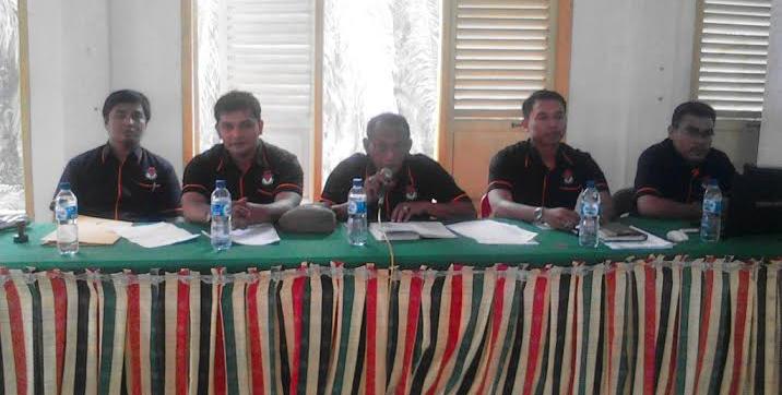 PPK Bagan Sinembah Gelar Pleno DPS