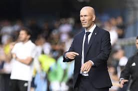 Zidane Akui Pergantian Taktik Madrid tidak Berjalan Mulus