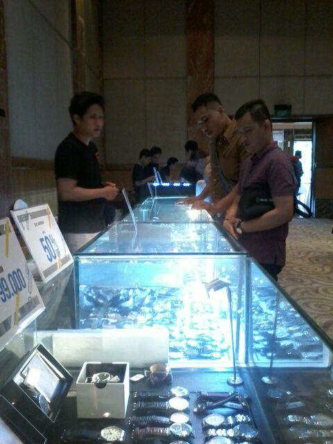 Ayo Kunjungi Branded Sale di Aryaduta Hotel, Diskon hingga Tujuhpuluh Persen.