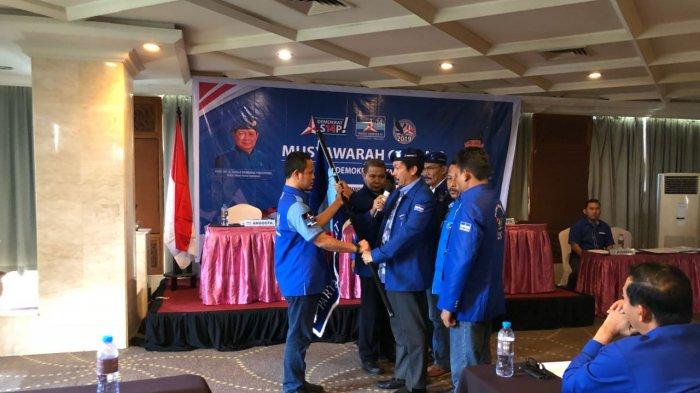Tokoh Muda Dominasi Hasil Muscab PAC Demokrat Riau