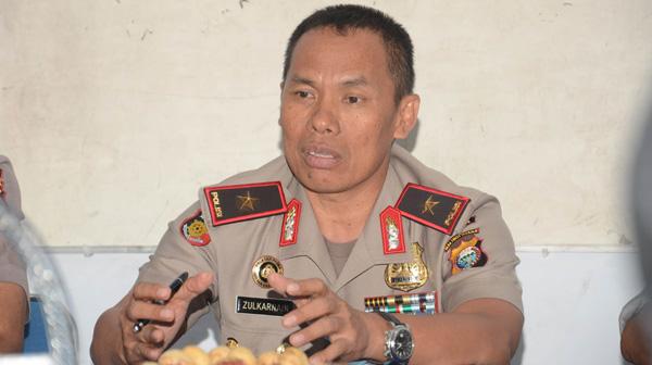 Kapolda Riau Sesalkan Ketua Saracen dari Pekanbaru