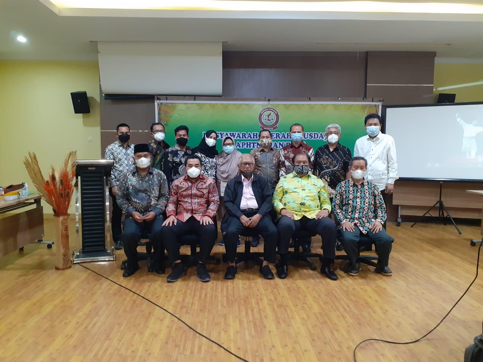 Mexsasai Indra Nakhodai APHTN/HAN Daerah Riau
