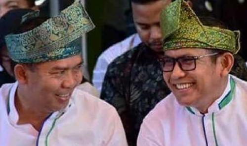 SBY, Yusril dan Romi Kampanye Akbar untuk Firdaus-Rusli Effendi Di Bangkinang