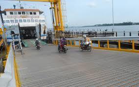 Mulai Hari Ini, Penyeberangan Dumai-Pulau Rupat hanya akan Dilayani 1 Kapal Ro-Ro