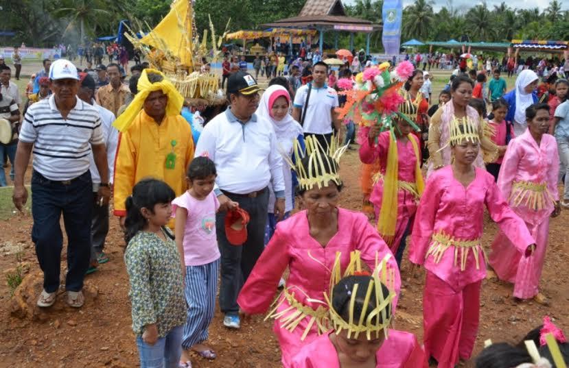 Ahmadsyah: Ini Akan Menjadi Wisata Unggulan Riau