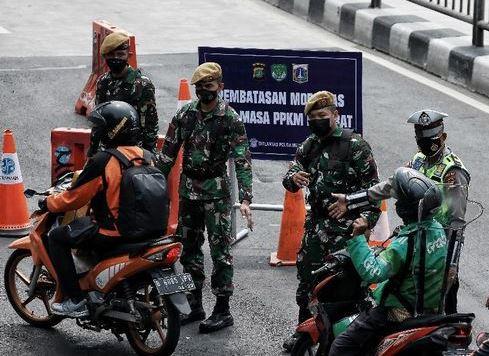 PPKM Darurat Diperpanjang, Pemerintah Terbitkan Dua Aturan