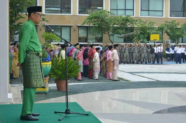 Harapan Bupati Azis Zaenal,Jelang HUT Kampar ke-68
