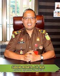 Asisten Tindak Pidana Khusus Kejaksaan Tinggi Riau Diganti