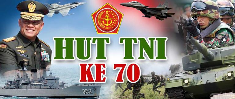 Sambut HUT TNI ke-70, Kodim Bengkalis Gelar Berbagai Kegiatan