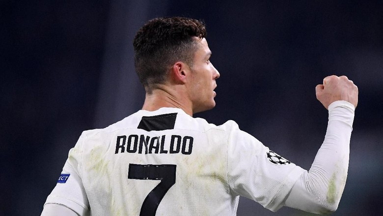 Cristiano Ronaldo Mimpi Buruk Atletico Madrid