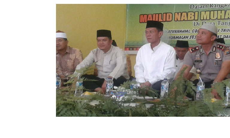 BKMT Pangkalan Kuras Taja Maulid Nabi Muhammad SAW.