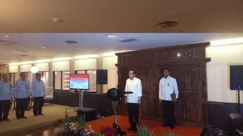 Pasca Ratusan Narapidana Kabur, Kepala Kanwil Kemenkum HAM Riau Diganti