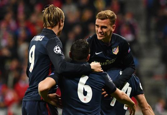Akhirnya, Atletico Madrid Melaju ke Final Liga Champions