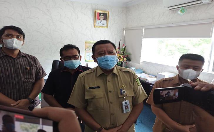 Tim Disnakertrans dan Polisi Jemput Paksa Direktur PT Dungo Reksa