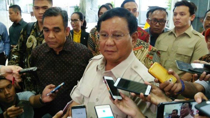 PKS: Prabowo Secara Halus Tidak Diinginkan Maju di Pilpres oleh Demokrat