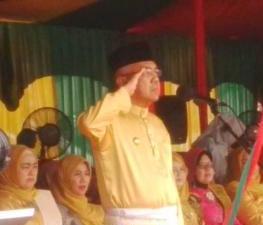 HUT ke-59 Riau Tahun Ini Tak Semarak