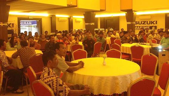 Suzuki OBM Pererat Keakraban dengan Para Nelayan di Pantai Selatan Jawa