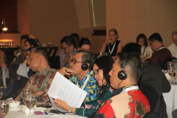 Syamsuar Hadiri Lokakarya WRI dan TFA di Jakarta