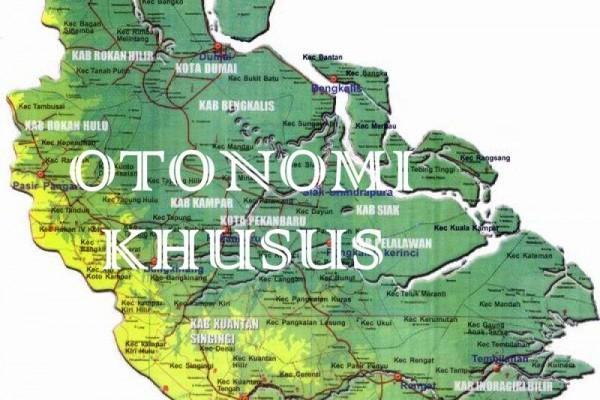 Otonomi Khusus Riau Kembali Bergaung