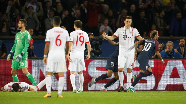 PSG Gasak Bayern 3-0