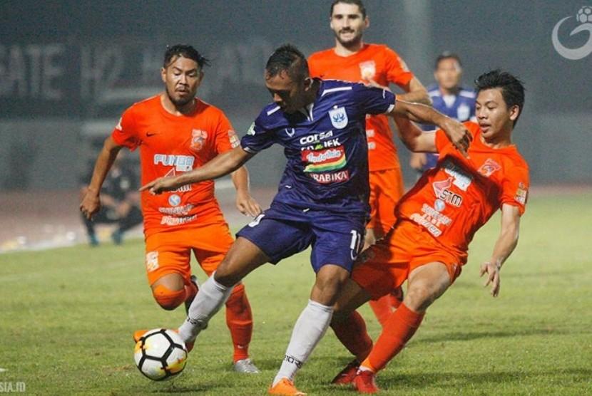 Kompetisi Ditunda, Borneo FC Tetap Berlatih