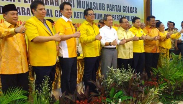 Tim Sukses: Ade Komarudin Terpaksa Setor Rp 1 Miliar