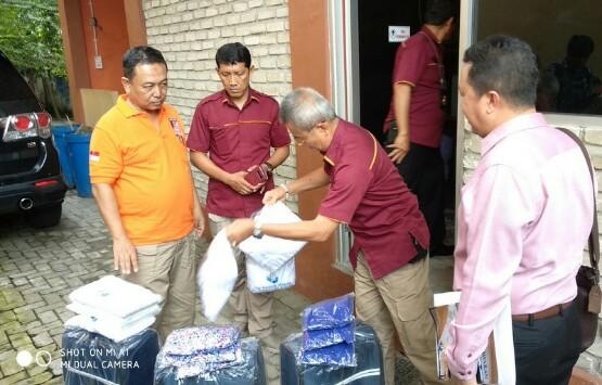 Polda Riau Geledah Kantor Travel Pentha Wisata