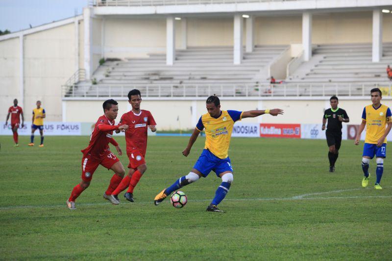 Barito Putera Taklukkan Martapura FC 4-2