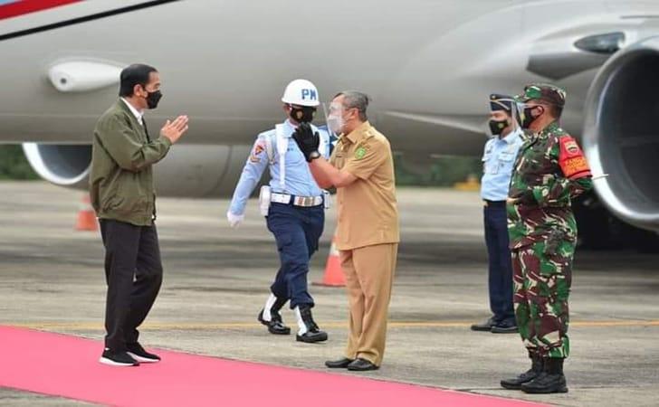 Menteri LHK dan Pemkab Bengkalis Siap Sambut Presiden Jokowi