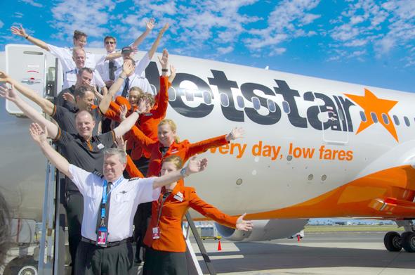 Jetstar Asia Buka Jalur Pekanbaru-Singapura