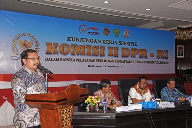 Ombudsman Harus Kawal Layanan Publik