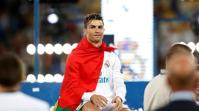 'Cristiano Ronaldo Cuma Ingin Kembali ke Manchester United'