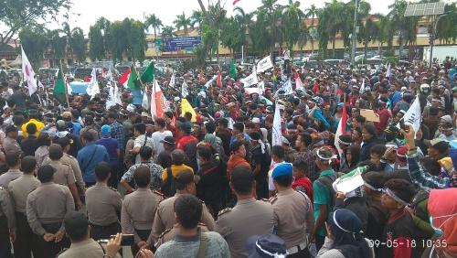 Pemprov Riau Sudah Kirim Surat Penolakan Bupati Rohul Terkait Pembangunan Waduk Lompatan Harimau