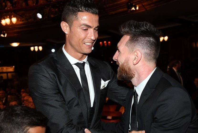 Rekor Ini Masih Bisa Dipecahkan Messi dan CR7 di Klub Baru
