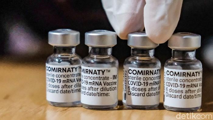 Vaksin Pfizer 90 Persen Tangkal COVID-19 pada Anak 5-11 Tahun