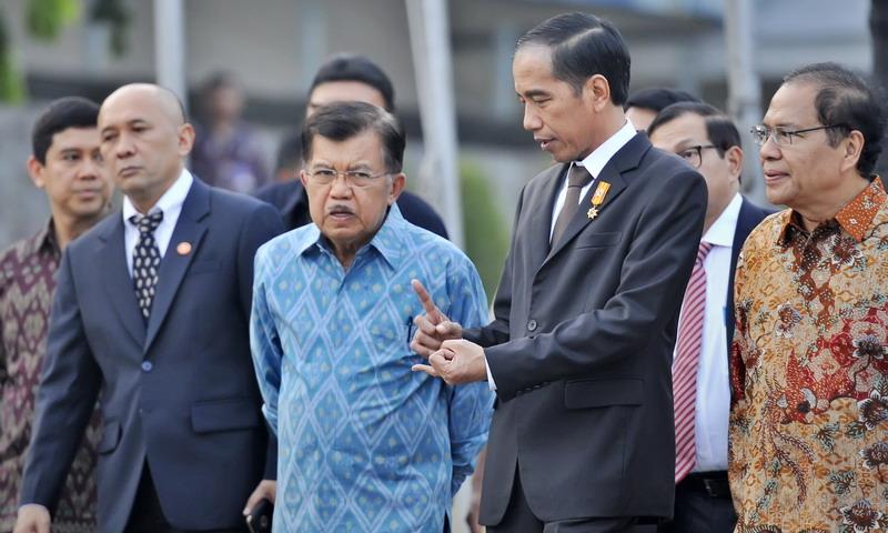 Presiden Jokowi Gelar Ratas Bahas Penanganan Gempa Aceh