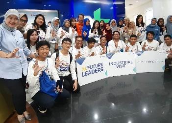XL Axiata Ajak Mahasiswa Saksikan Sistem Pelayanan Pelanggan