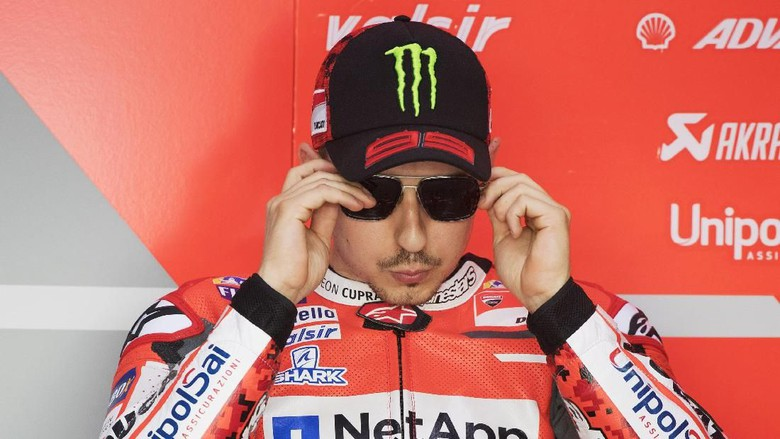 Lorenzo Antusias Hadapi MotoGP Italia