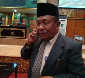 Wan Thamrin Dilantik di Jakarta Hari Ini