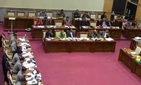 DPR Buka Sidang Pekan Depan, Sebagian Rapat Online