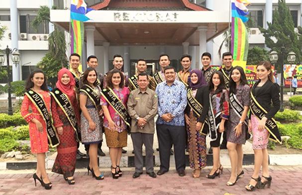 Milad ke-53 Universitas Riau Resmi Dibuka