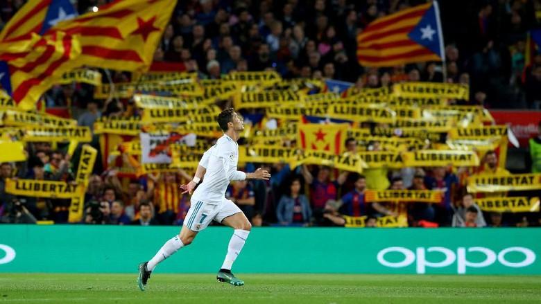 Zidane akan Simpan Tenaga Ronaldo untuk Final Liga Champions