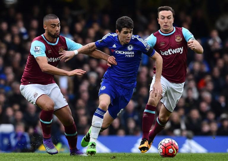 Didepak Chelsea, Oscar Jadi Rebutan